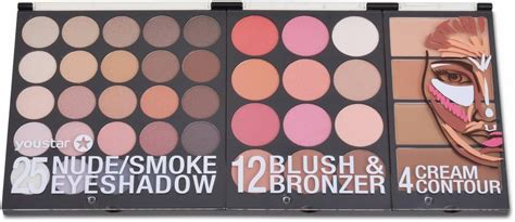Contour Make youstar 187 starlet 171 contour make up palette kaufen otto