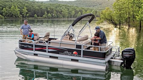 best pontoon fishing boats 2016 tow bar for sun tracker pontoon boat