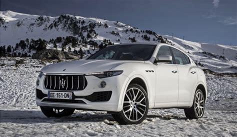 Maserati Starting Price by Maserati Debuts The Levante Suv In India At Starting Price