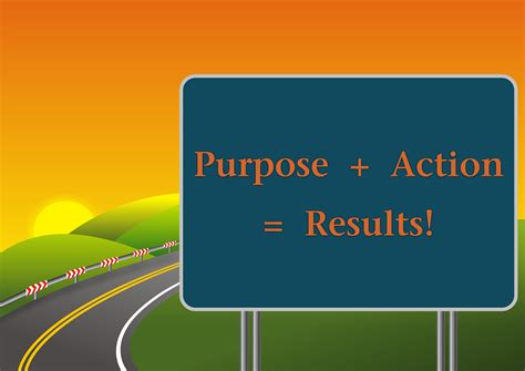 purpose of consider the purpose each step in your plan