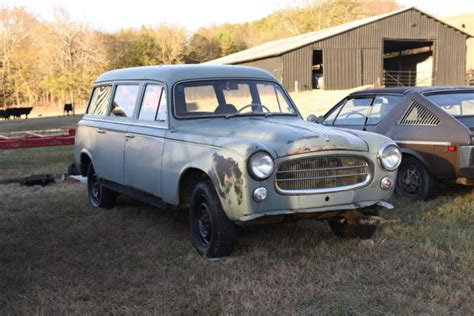 Peugeot Wagon 1960 Peugeot 403 Wagon Project Solid For Sale Photos