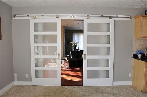 Interior Doors Barn Door Style Doorpro Entryways Inc Interior Doors