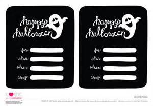 free printable halloween ticket invitations