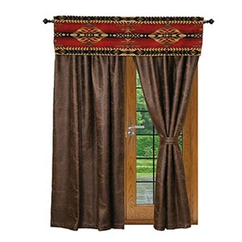 southwestern drapes southwestern curtains southwestern decorating