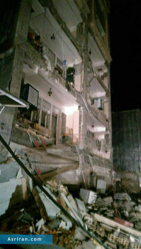 earthquake qatar dangerous m7 2 earthquake hits iran iraq border damage in