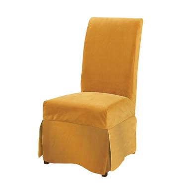 Velvet Dining Room Chair Covers Powell Classic Seating Velvet Dining Room Chair Cover