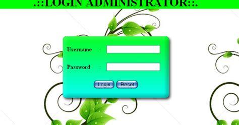 Rekayasa Perangkat Lunak Yang Dinamis Dengan Global sistem informasi akademik sederhana dengan php dan mysql