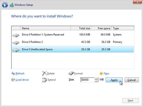 tutorial menginstal windows 10 beserta gambarnya cara menginstal windows 10 lengkap beserta gambar klik tau