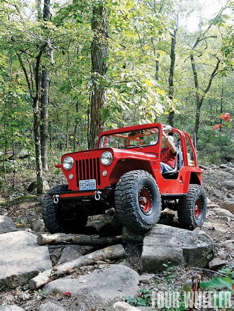 willys jeep offroad 119 best cj3b images on pinterest