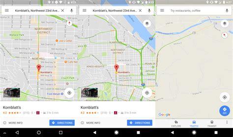 maps apk version maps ya muestra v 237 deos de los lugares y se adapta mejor a android oreo apk lg g pro