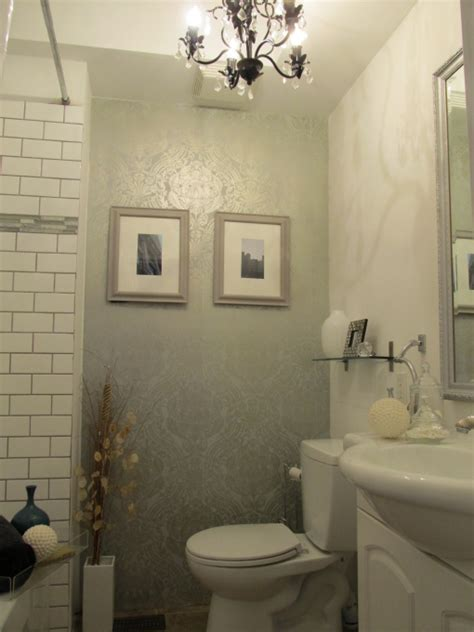 what is considered a half bathroom bathroom