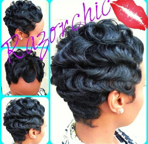pin curl styles razor chic razor chic of atlanta hair pinterest razor chic