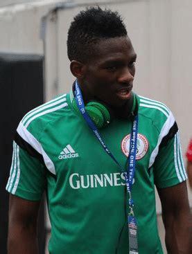 obi weekly wages nigeria highest paid footballer premier league iheanacho