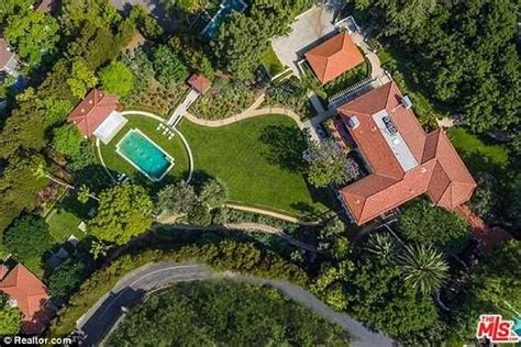 cecil b demille estate angelina jolie eyes up 25m mansion in california