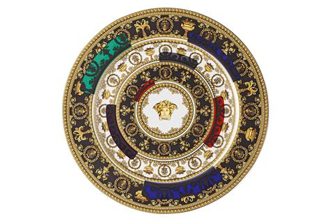 vasi versace vaso versace i baroque and roll 24 cm by rosenthal