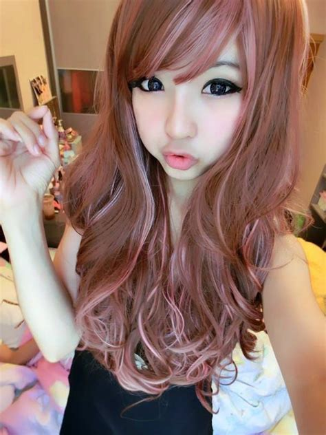 japanese hair color blippo kawaii shop japan kawaii style