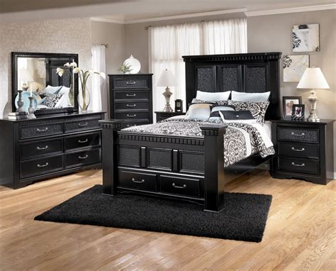 king size bedroom set ashley furniture king size bedroom sets sizemore intended