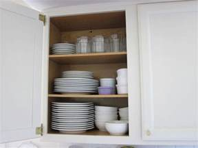 Painting The Inside Of Kitchen Cabinets - diy kitchen makeover how to paint cabinets inmyownstyle