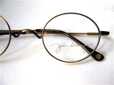 peace lennon eyewear metal eyeglass frames