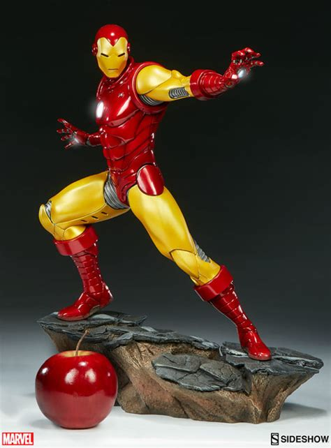 Sideshow Statue Iron Sale sideshow exclusive classic iron statue up for order marvel news