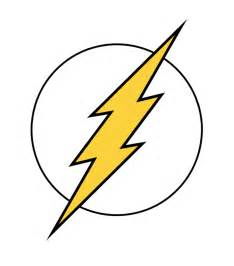 Flash Symbol Outline by Construction