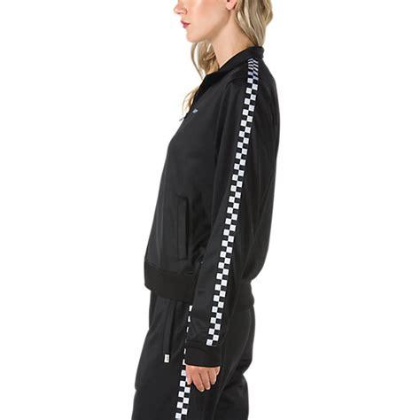 west track west end track jacket shop womens jackets at vans