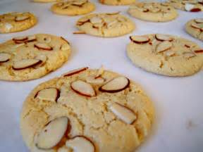 Almond Cookies Recipe Dishmaps