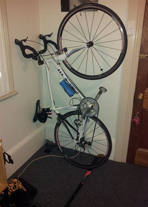 bike storage rack ridiculously simple instructables