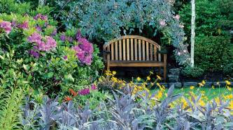 Sunset Western Garden by How To Grow A Cottage Garden Sunset