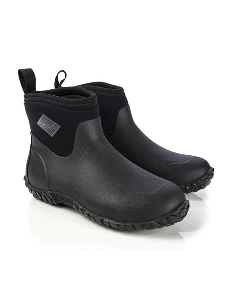 muck boot co s muckster ii ankle wellington boots
