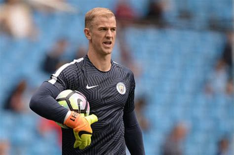 Joe Francis Doesnt Want To Leave And Other Stuff by Joe Hart Update Manchester City Won T Let Goalkeeper