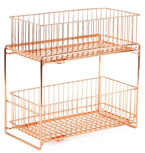 Pantry Pull Out Baskets by Pull Out Pantry Organizer Copper In Pull Out Baskets