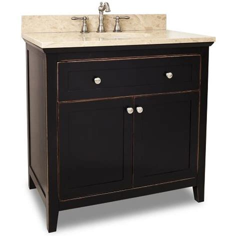 Black Distressed Bathroom Vanity by Weathered Black Bathroom Vanities Getting A Grunge Free