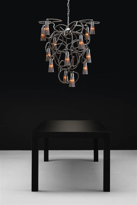 Swing From The Chandelier Sultans Of Swing Chandelier Conical By Brand Egmond Stylepark