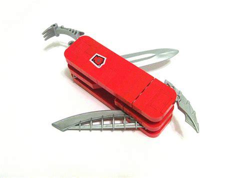 Swiss Army Fortune leaks レゴ 家具作品 swiss army knife