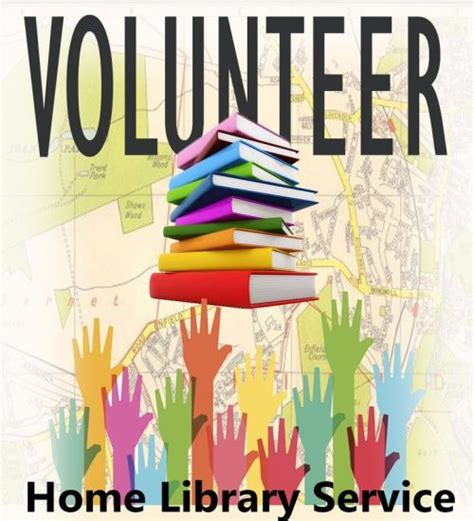 Library Volunteer by News Palmers Green Community
