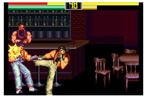art of fighting super nintendo download