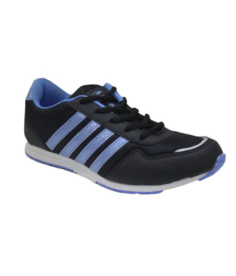 best sports shoes for walking best walk black synthetic leather sports shoes for