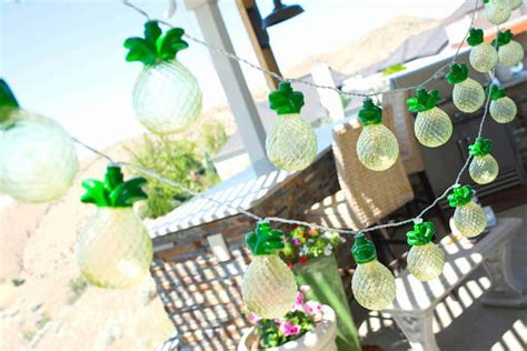 party themes end of summer kara s party ideas end of summer pineapple themed girls