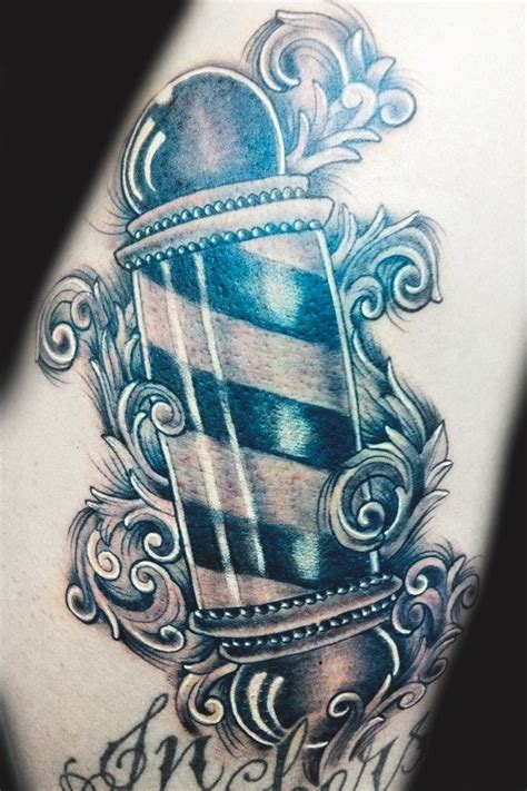 barber pole tattoo designs 17 best ideas about barber 2017 on