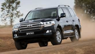 Toyota Landcruser 2016 Toyota Land Cruiser The J200 Facelift Debuts
