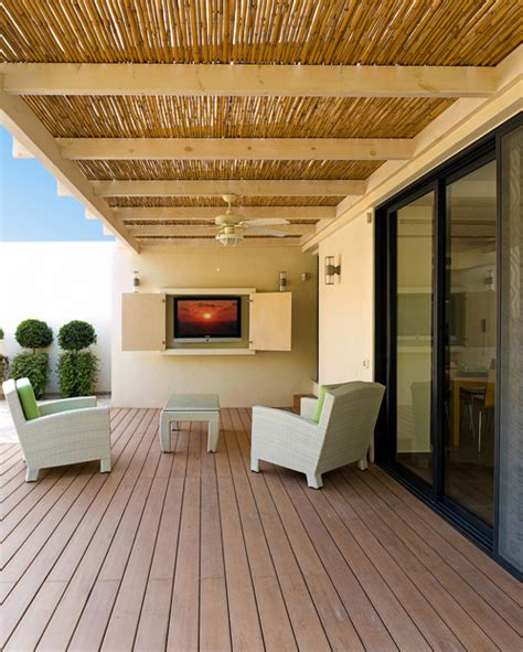 bamboo awning design thought incorporating bamboo sticks in your