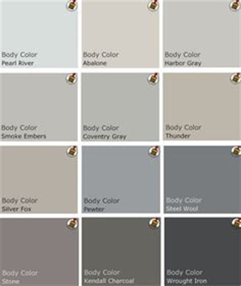 grey colornames 点力图库