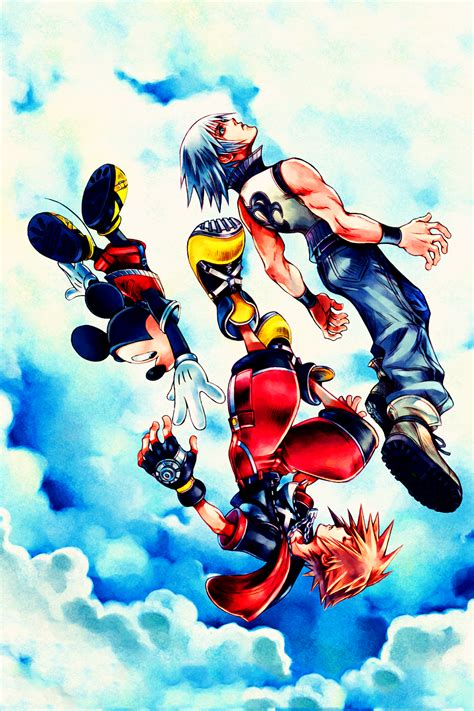 wallpaper iphone 5 kingdom hearts iphone wallpapers kingdom hearts insider