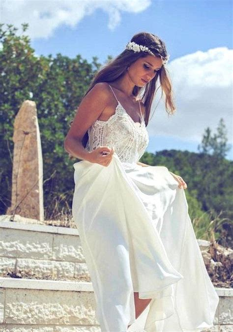 Island Wedding Dresses by Island Style Wedding Dresses Flower Dresses