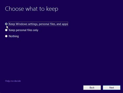 install windows 10 keep personal files only how to install windows 8 1 from a usb flash drive updated