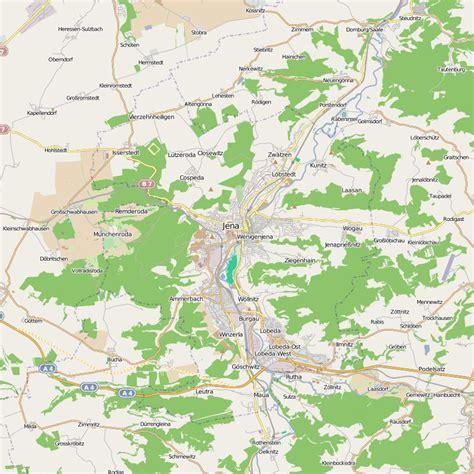 jena louisiana map jena germany map
