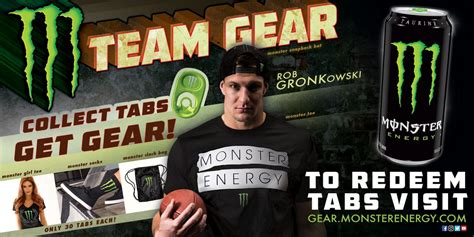 Monster Energy Gear Giveaway - promotions monster energy
