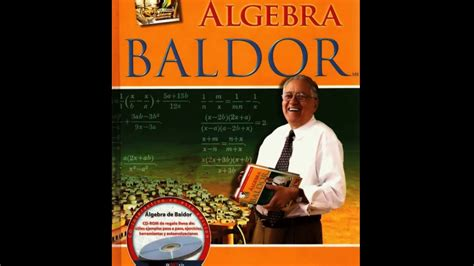descargar libro algebra de baldor pdf gratis descargar el libro algebra de baldor aurelio descargar libro aurelio baldor pdf mega youtube