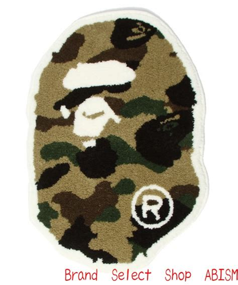 bathing ape rug brand select shop abism rakuten global market a bathing ape ape 1 st camo ape rag